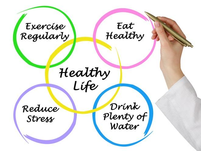 Definition of Healthy Lifestyle