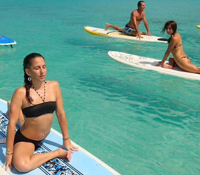 Stand Up Paddling Classes And Lessons